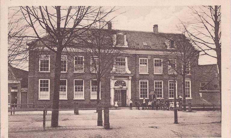 Voormalig Pesthuis