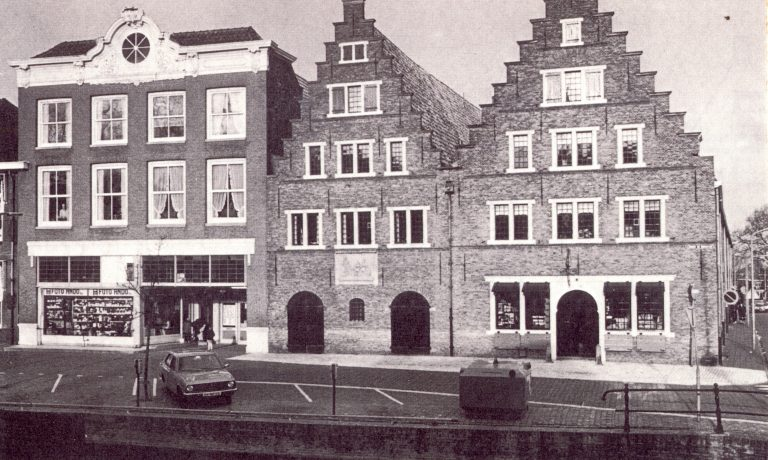 VOC pakhuizen